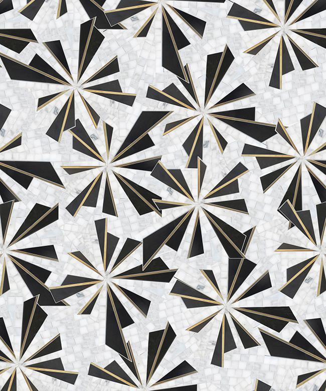 Mosaique Surface Atelier Kenzo