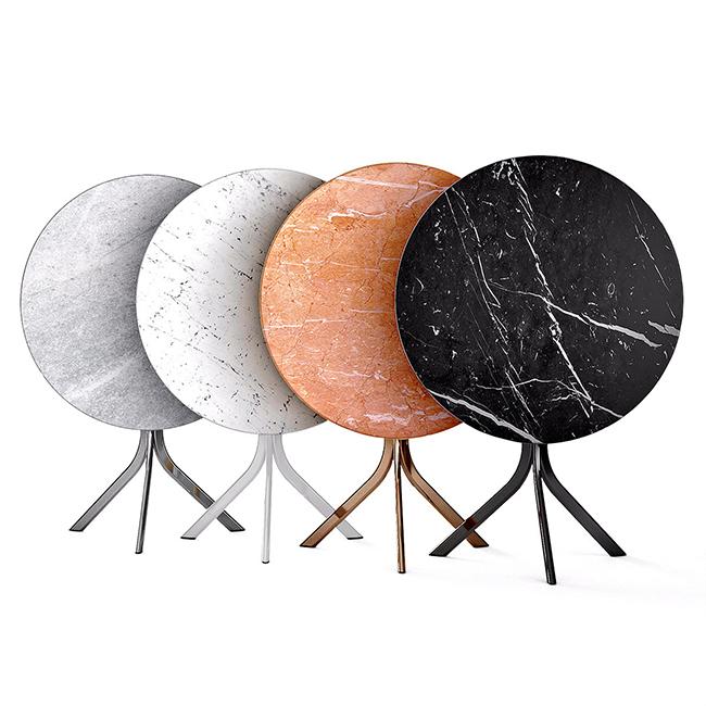 Urban Avenue marble bistro tables