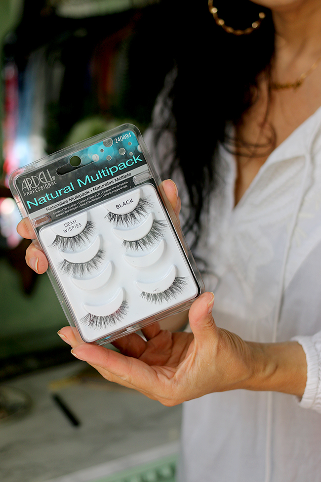 Ardel Natural Whispies False Eyelashes