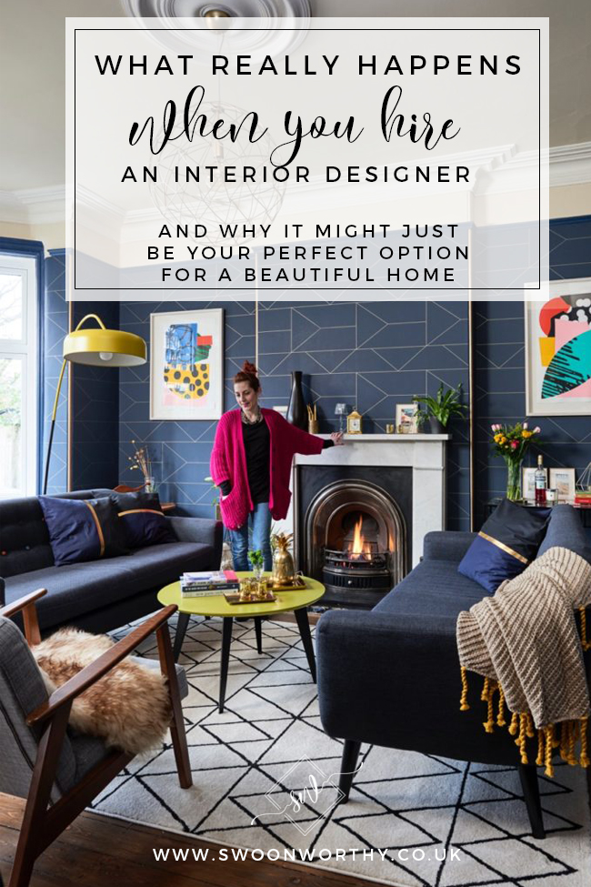 What Really Happens When You Hire an Interior Designer