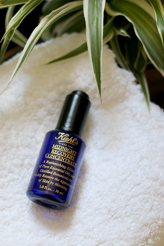 Step 5 - Kiehls Midnight Recovery Concentrate Serum