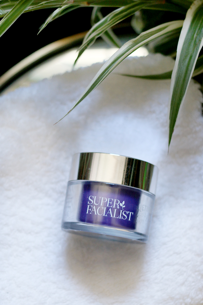 Step 6 - Super Facialist Retinol Nighttime Moisturiser