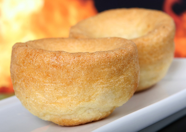 yorkshire puddings are just one of the things Americans might find strange about the UK