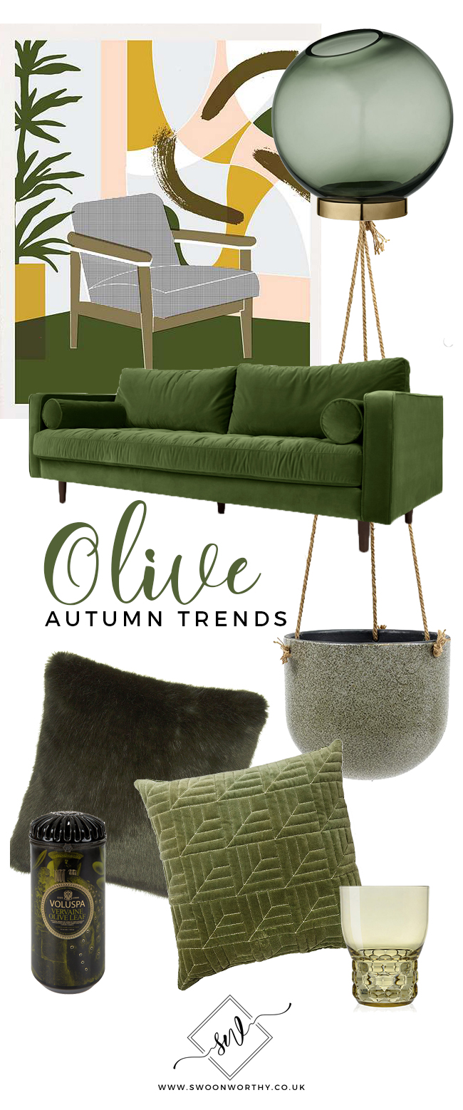 Autumn Trends Olive Green Buying Guide