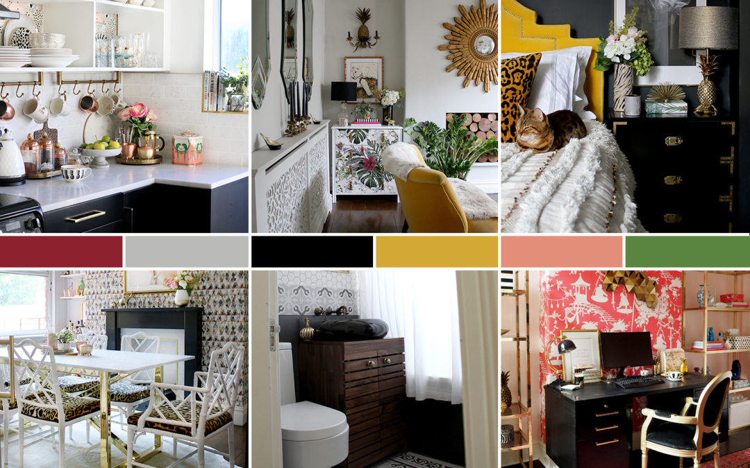 How I Created a Colour Palette for My Home