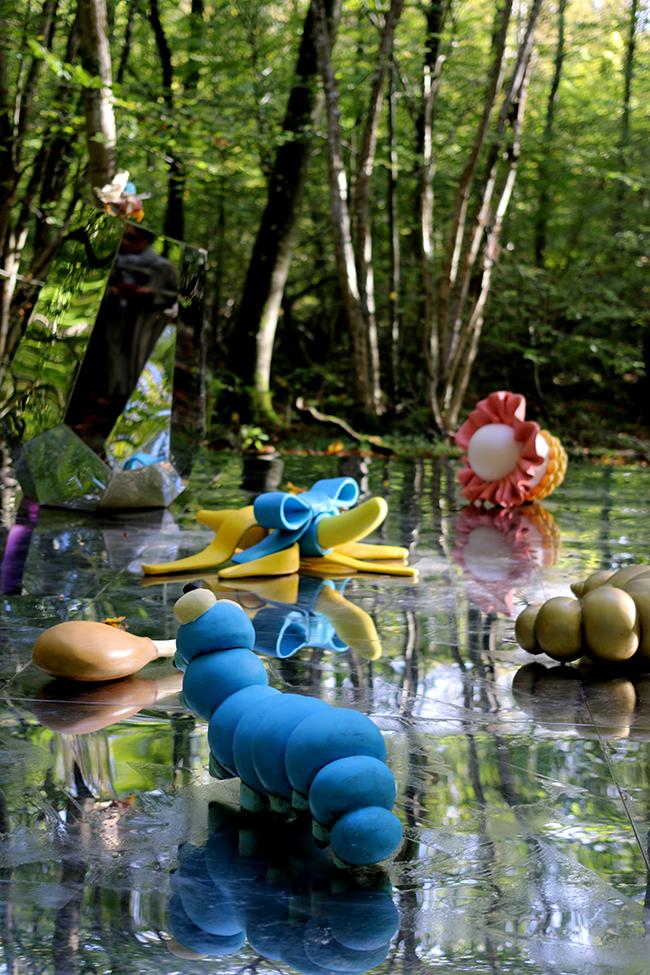 Nathalie Djurberg & Hans Berg, In Dreams, Wanas Sculpture Park