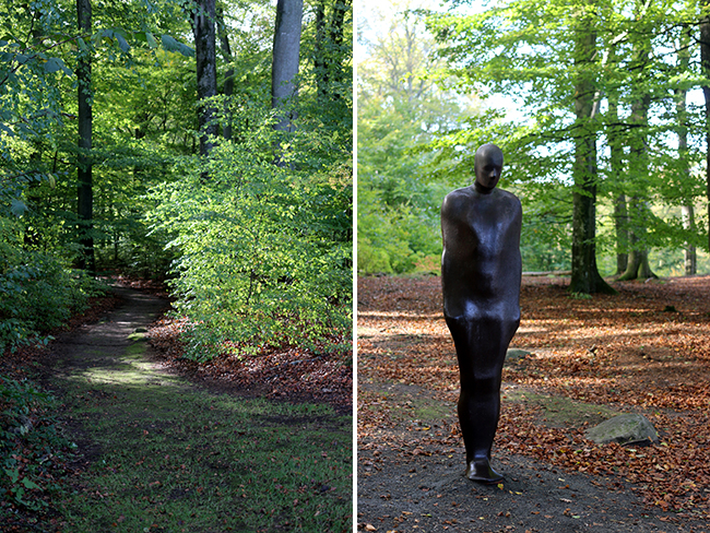 Wanas Sculpture Park Antony Gormley Together and Apart 2001