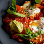 Huevos Rancheros with Guacamole (Paleo & Whole30 Approved!)