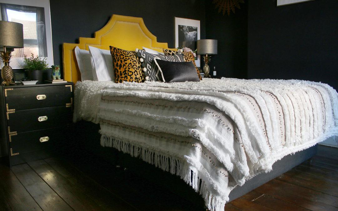 11th Hour Updates: Bedroom Flooring Reveal!