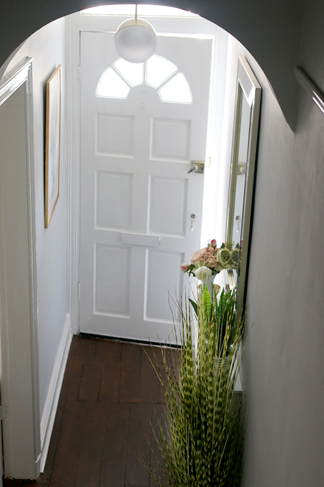 Hallway Refresh - Edwardian House