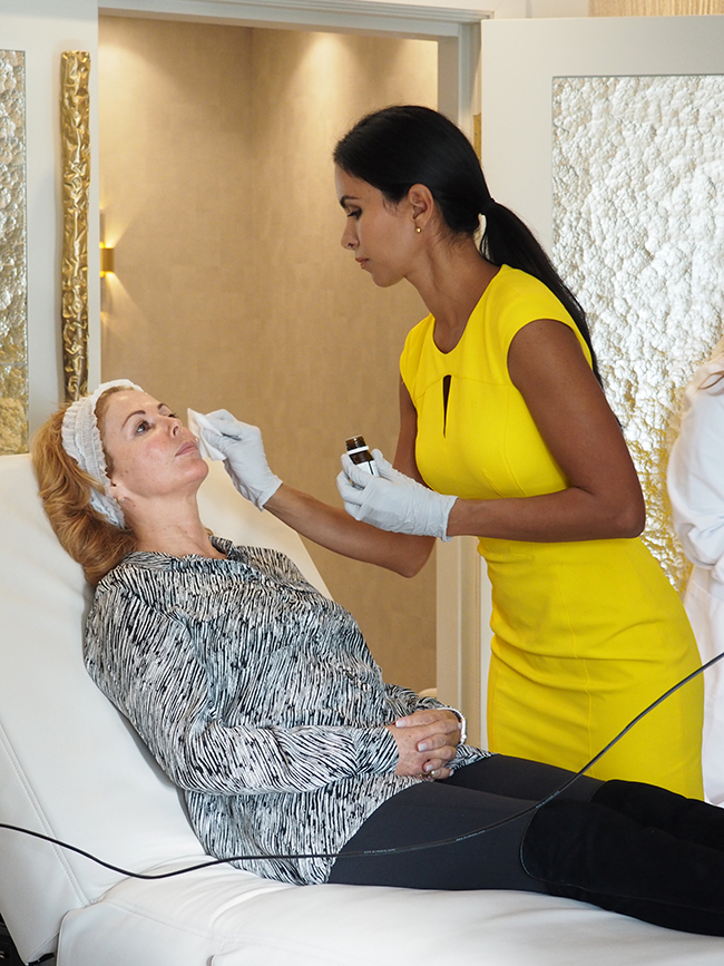 Yuva Medispa Alderly Edge with Dr Liesel Holler
