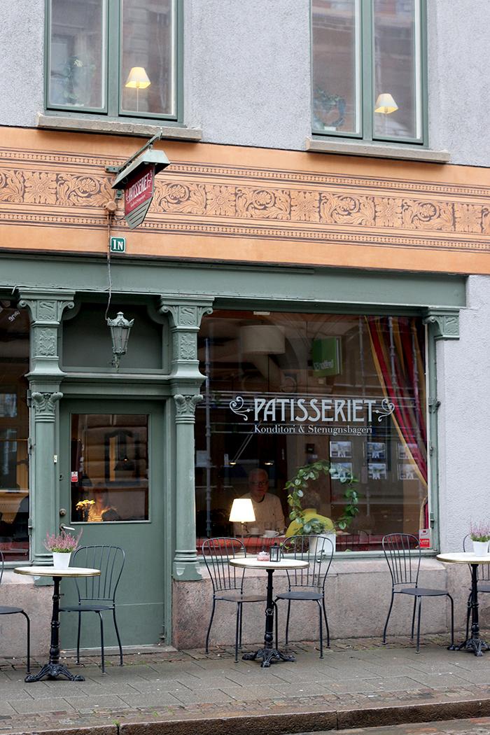 Lund City Street Sweden