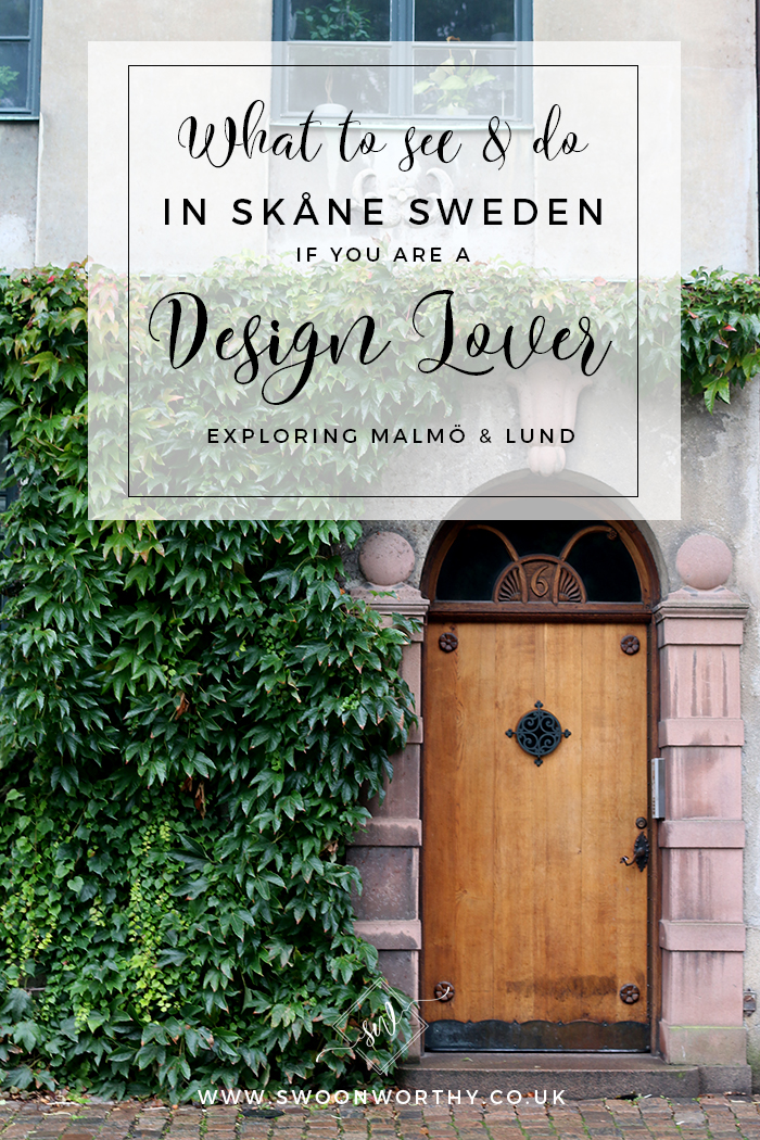 Skane Sweden for Design Lovers