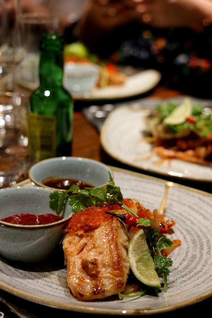 Story Hotel Restaurant food