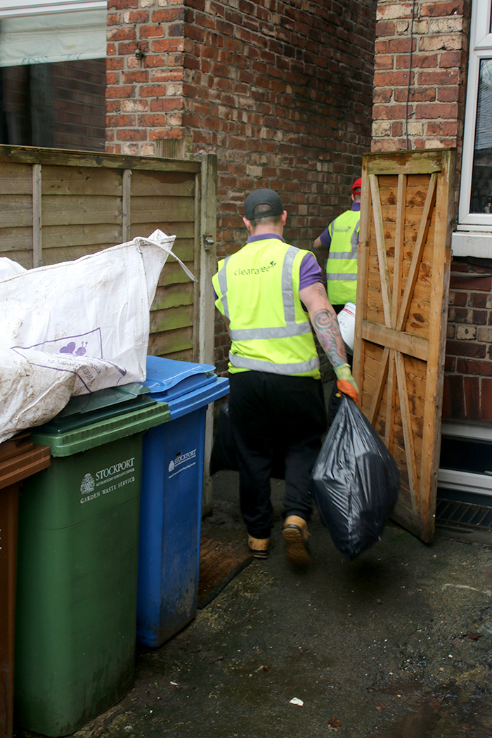 Clearabee Rubbish Removal Services Review 3