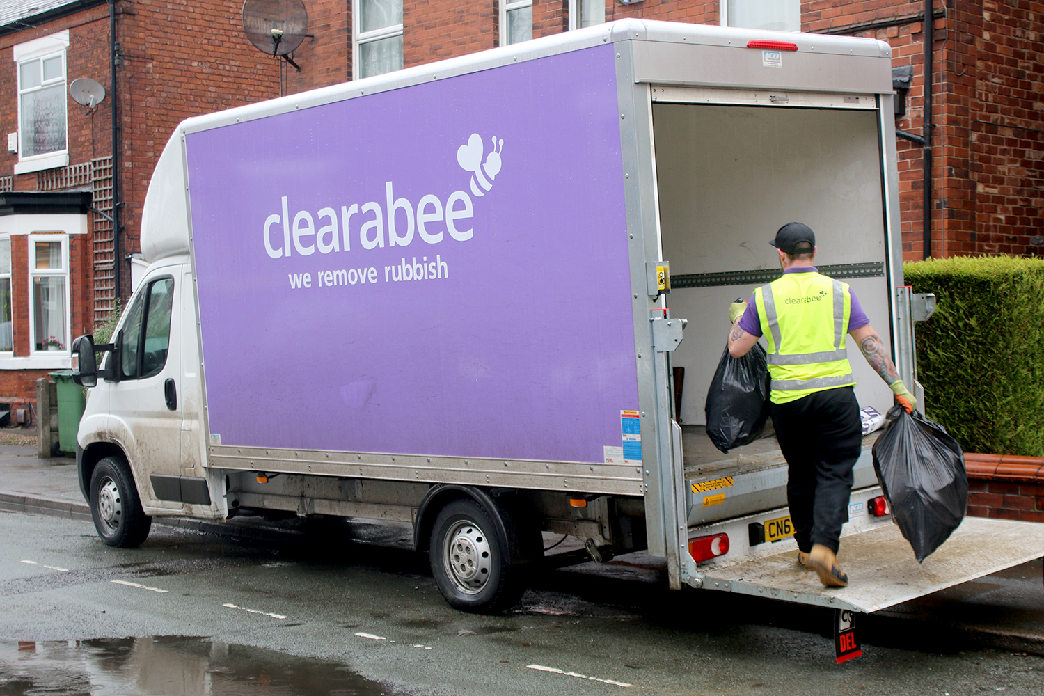 Clearabee Rubbish Removal Services Review