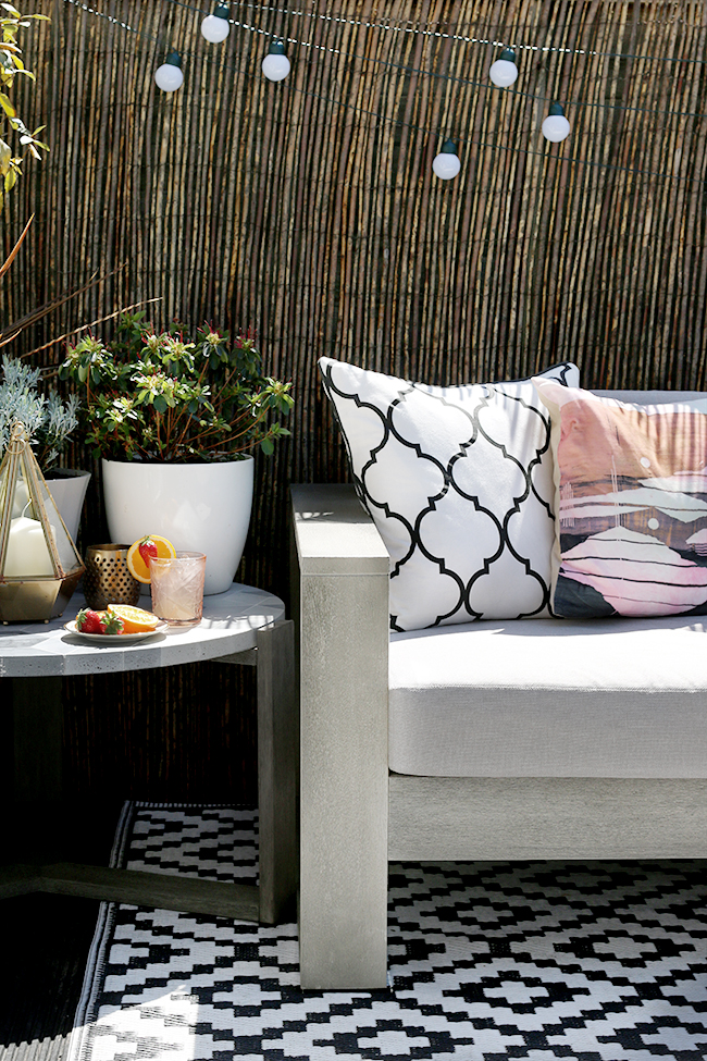 West Elm Garden Furniture