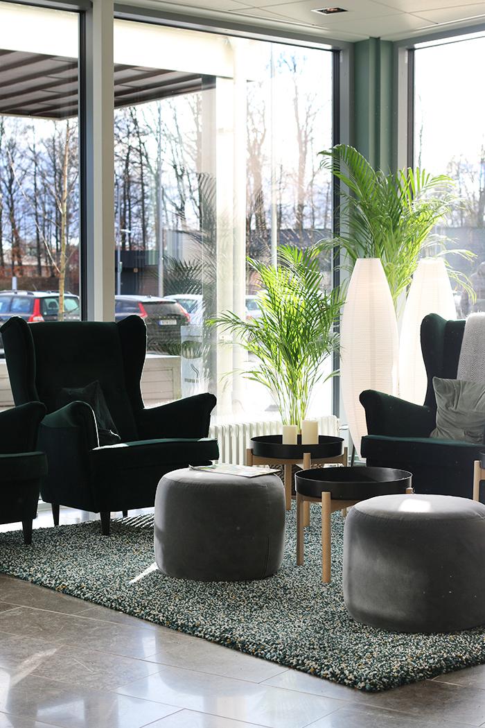 IKEA Hotel in Almhult Sweden