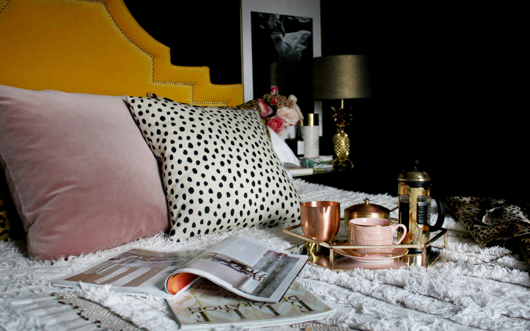 Oh What's This: A Brand New Source for Eclectic Boho Glam Homewares