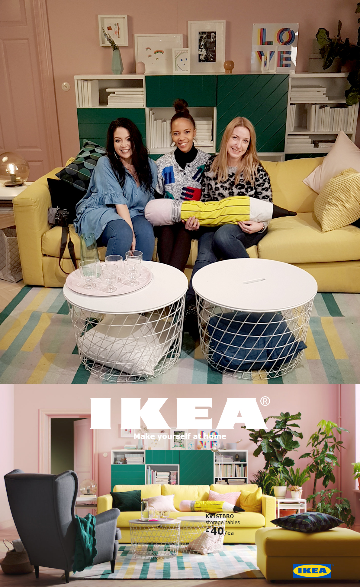 Recreating the IKEA catalogue shot