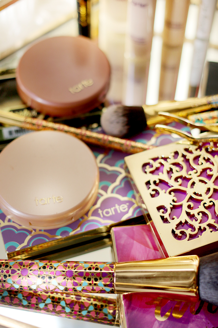 Take a look at my 5 must-try products from Tarte Cosmetics.