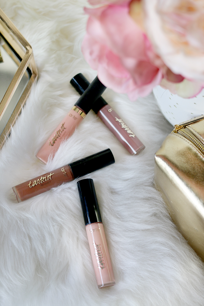 Want to know what my must-try products from Tarte Cosmetics are? The Tartiest Lip Paint is one of them!