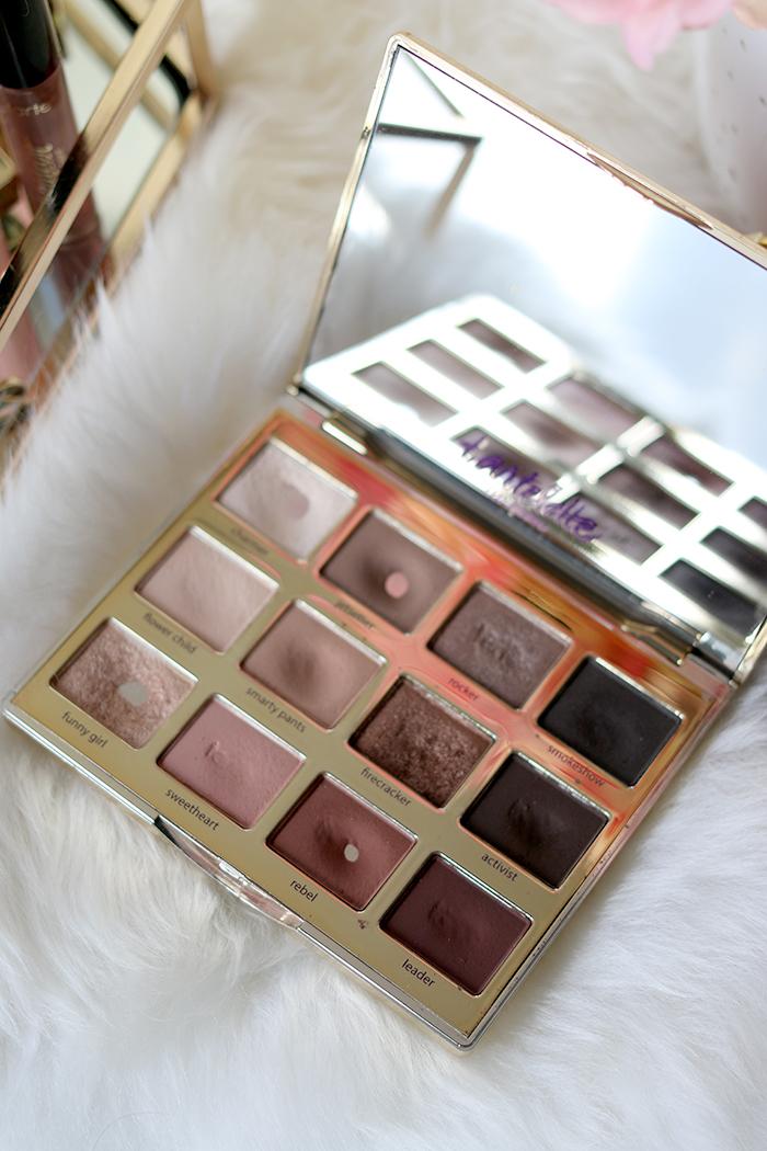 The gorgeous Tartlette in Bloom Palette is one of my must-try products from Tarte Cosmetics.