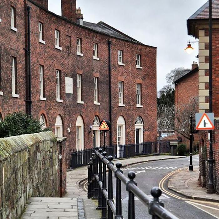Shrewsbury in Shropshire