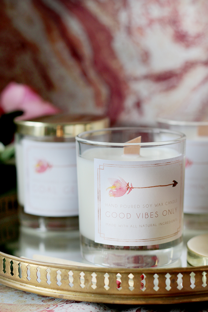 DIY Wood Wick Candles Made from Soy Wax and Essential Oils with Free Printable Labels (2)