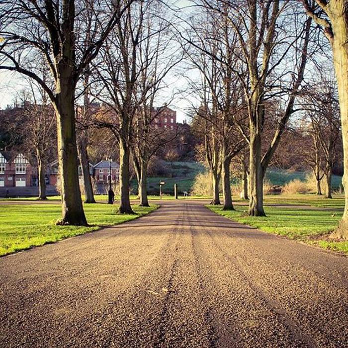 Shrewsbury - Green Areas