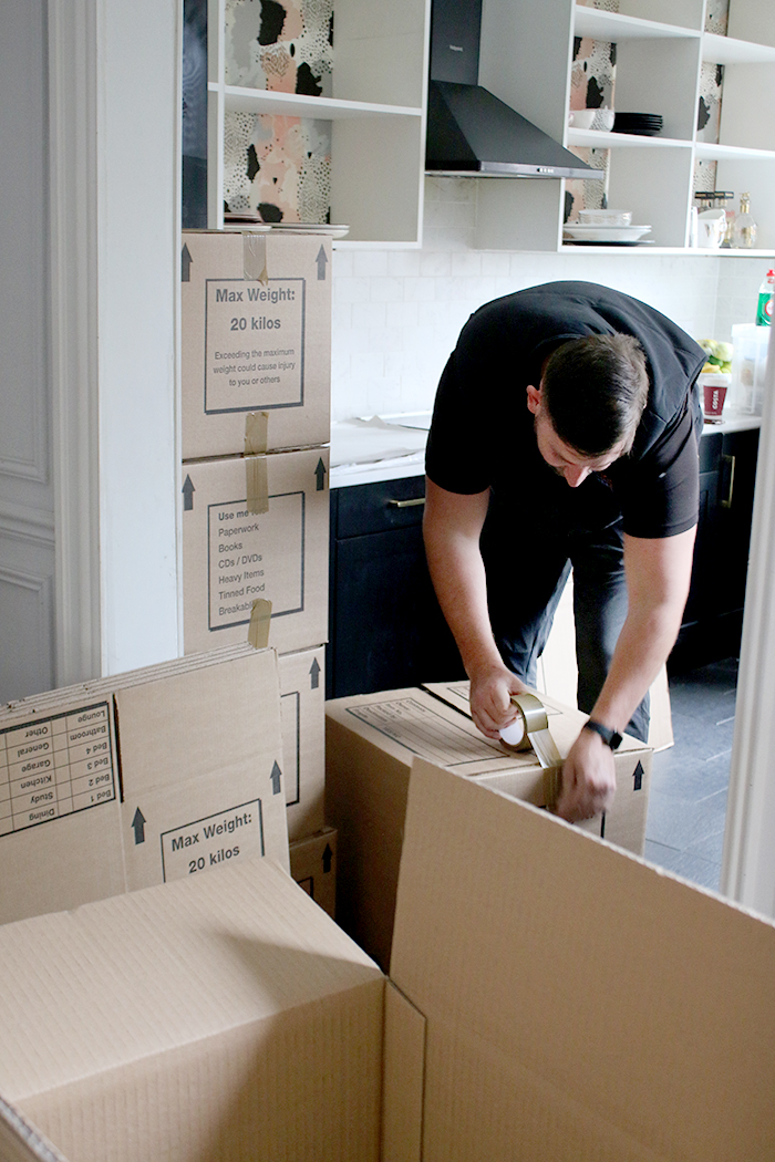 Movingeverywhere Manchester removals company review