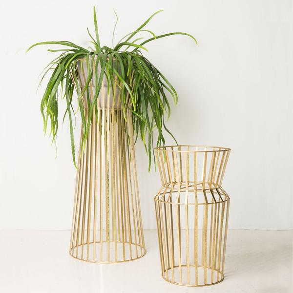 Urban Nature Cultuer Tall Solstice Plant Stand
