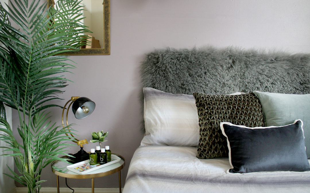 How I Created a Guest Bedroom with No Money in 2 Hours