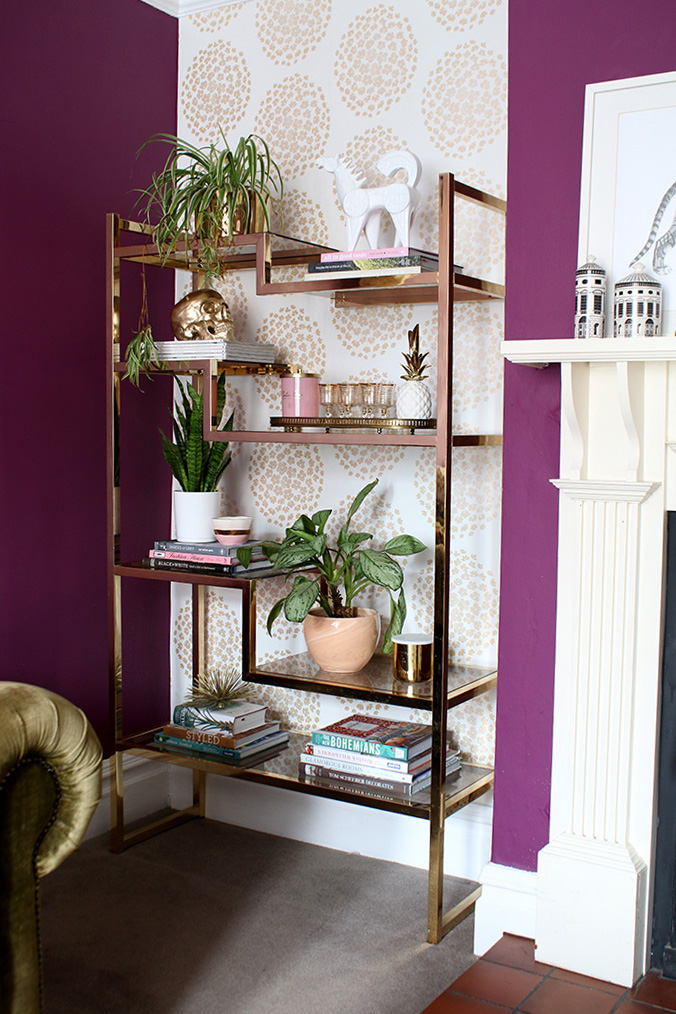 Shelf Styling Tips - Add Your Smaller Objects
