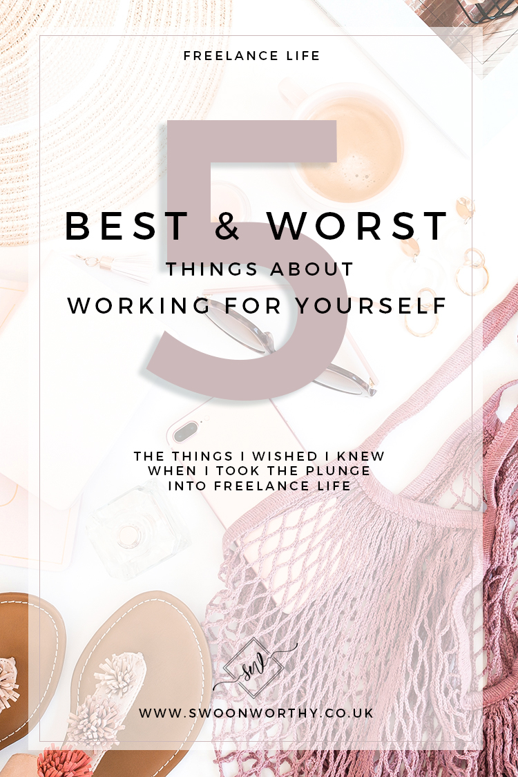 5 Best and Worst Things About Freelance