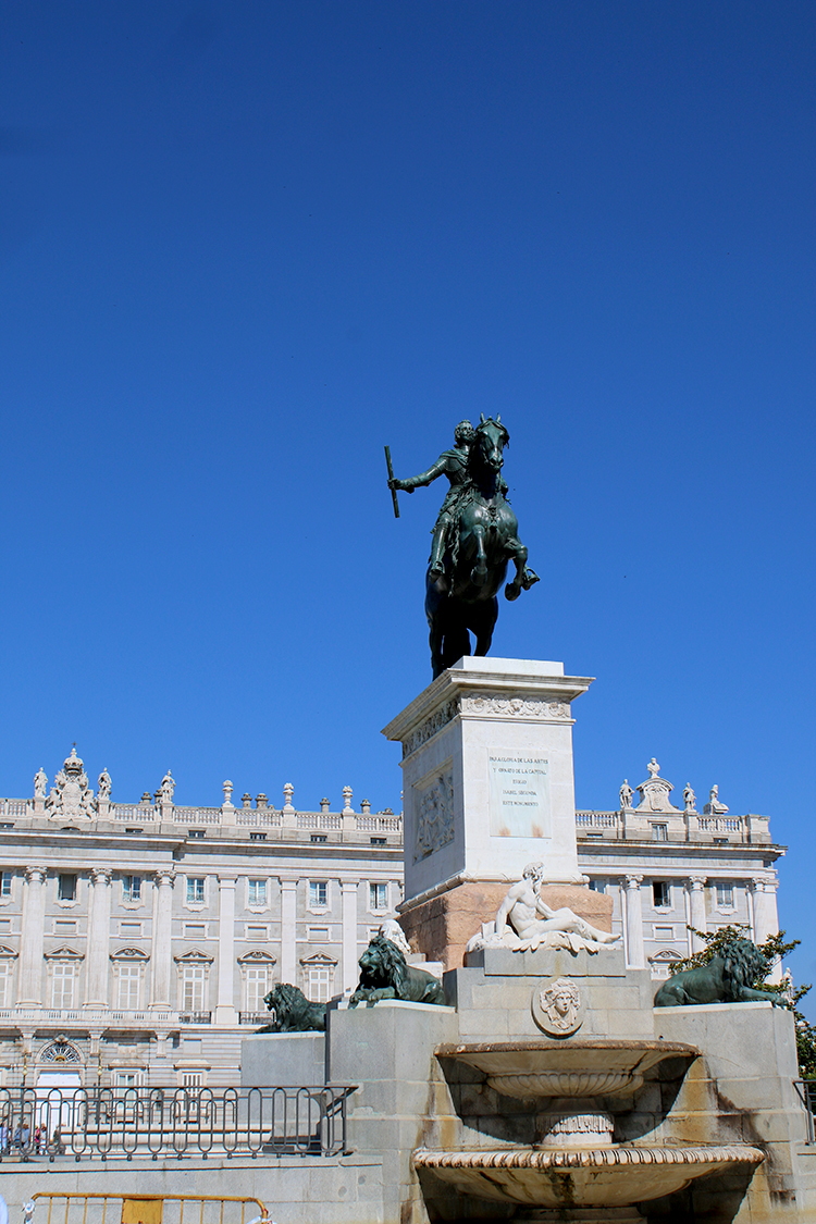 Make sure to check out Plaza Mayor whilst sightseeing in Madrid!