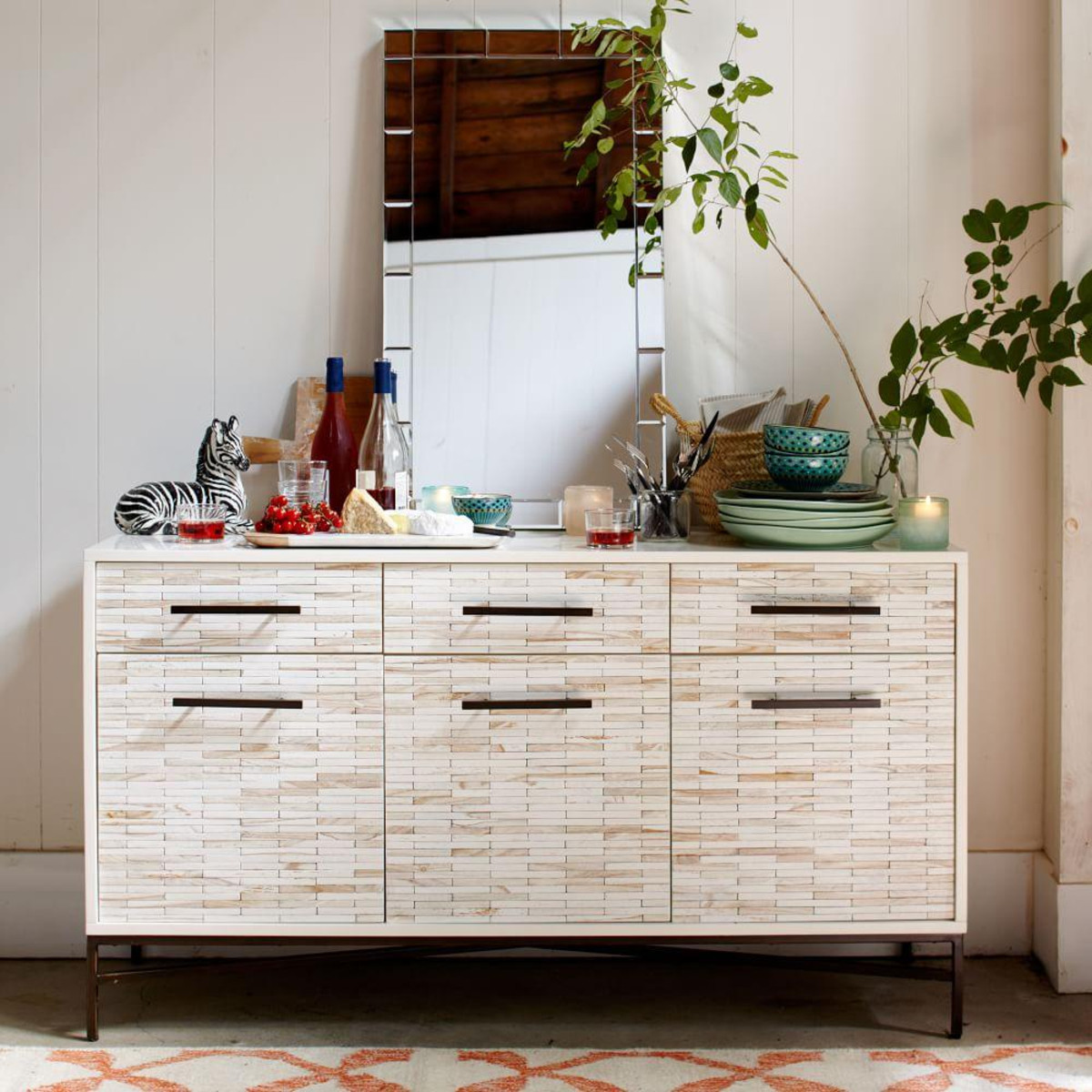 West Elm sideboard