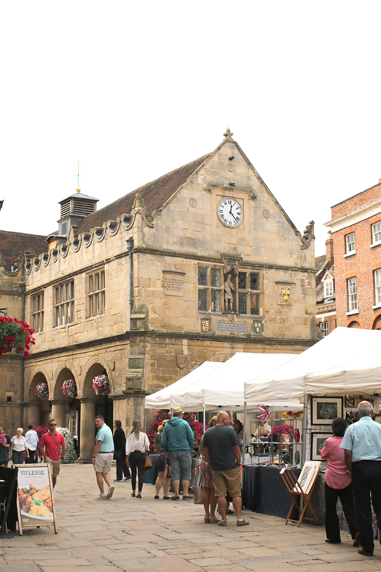 Shrewsbury Saturday Market