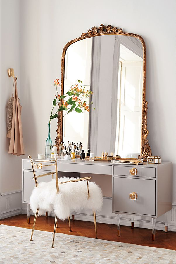 Anthropologie Primrose Mirror