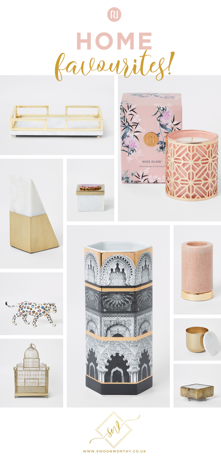 River Island Home Favourites