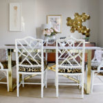 Budget Dining Room Refresh Reveal (in a weekend!)