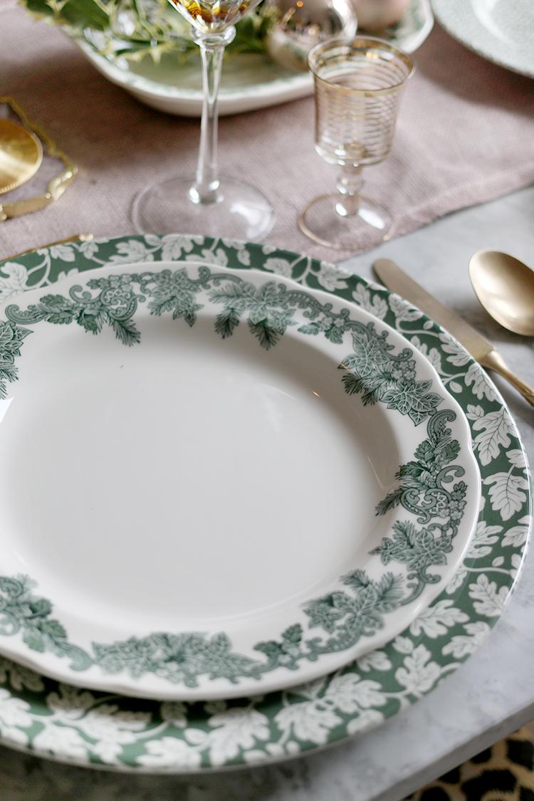 Table Setting - Ruskin House Step 2