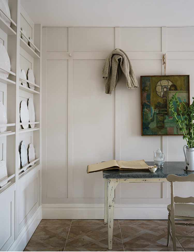 Farrow & Ball School House White