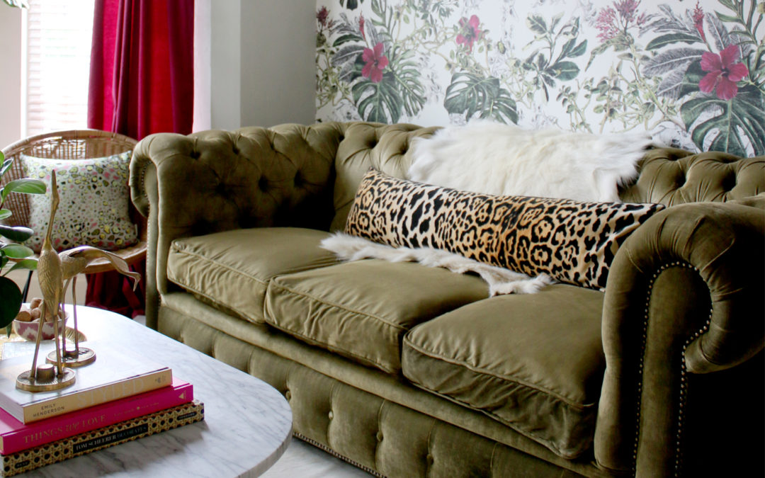 Animal Magnetism: Animal Print Home Accessories