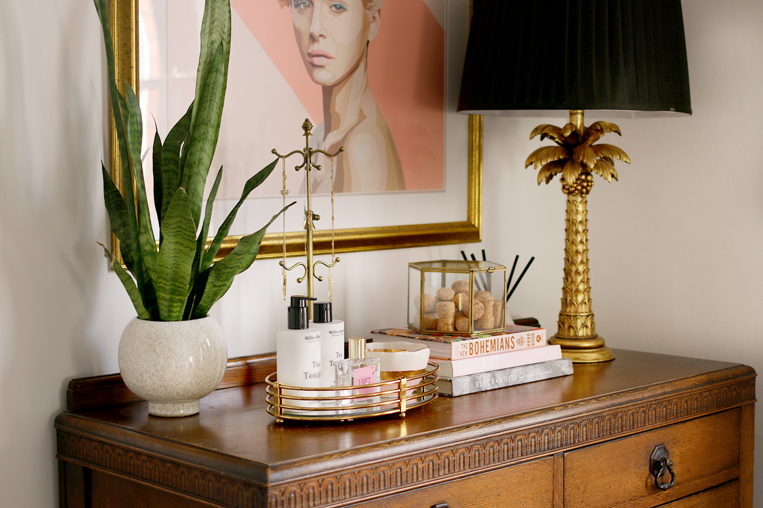 How To Style A Bedroom Chest Of Drawers Swoon Worthy