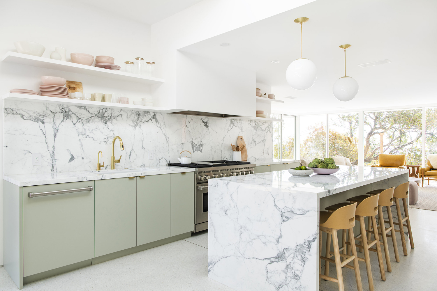 Fabulous An Update On Our Kitchen Diner Extension Swoon Worthy Home Interior And Landscaping Elinuenasavecom