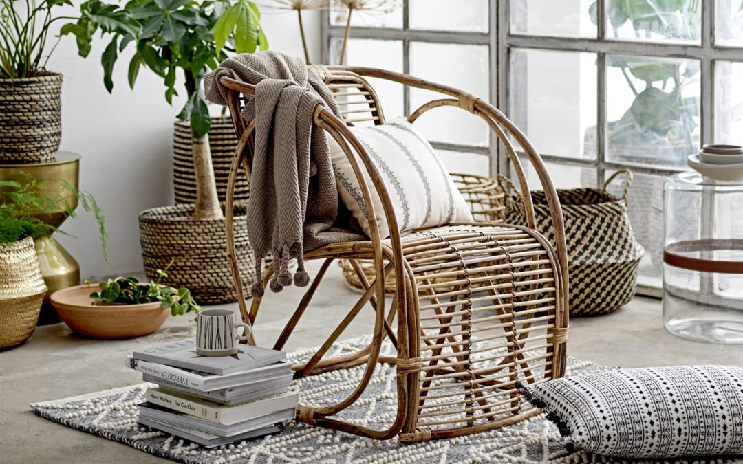 9 Rattan and Woven Pieces You Need in Your Home This Spring