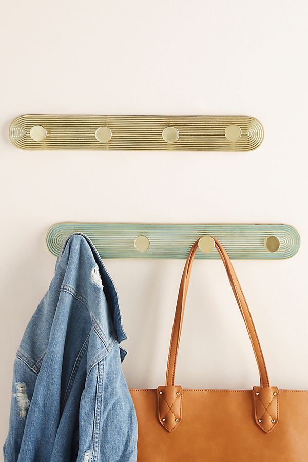Anthropologie Ruth Wall Hooks