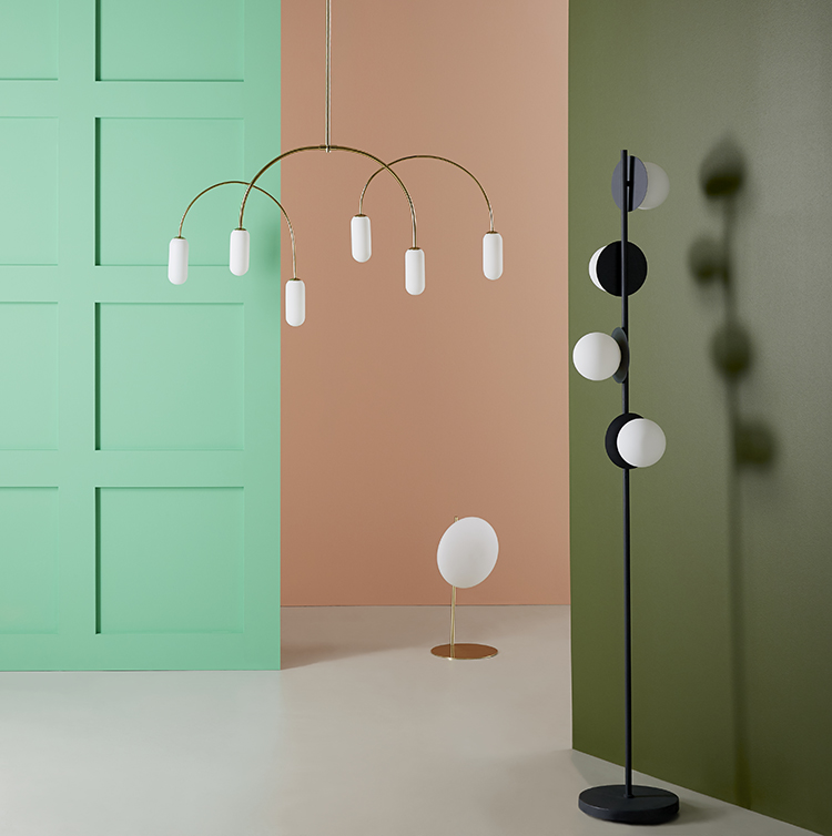 Houseof mint Green Panelled Wall
