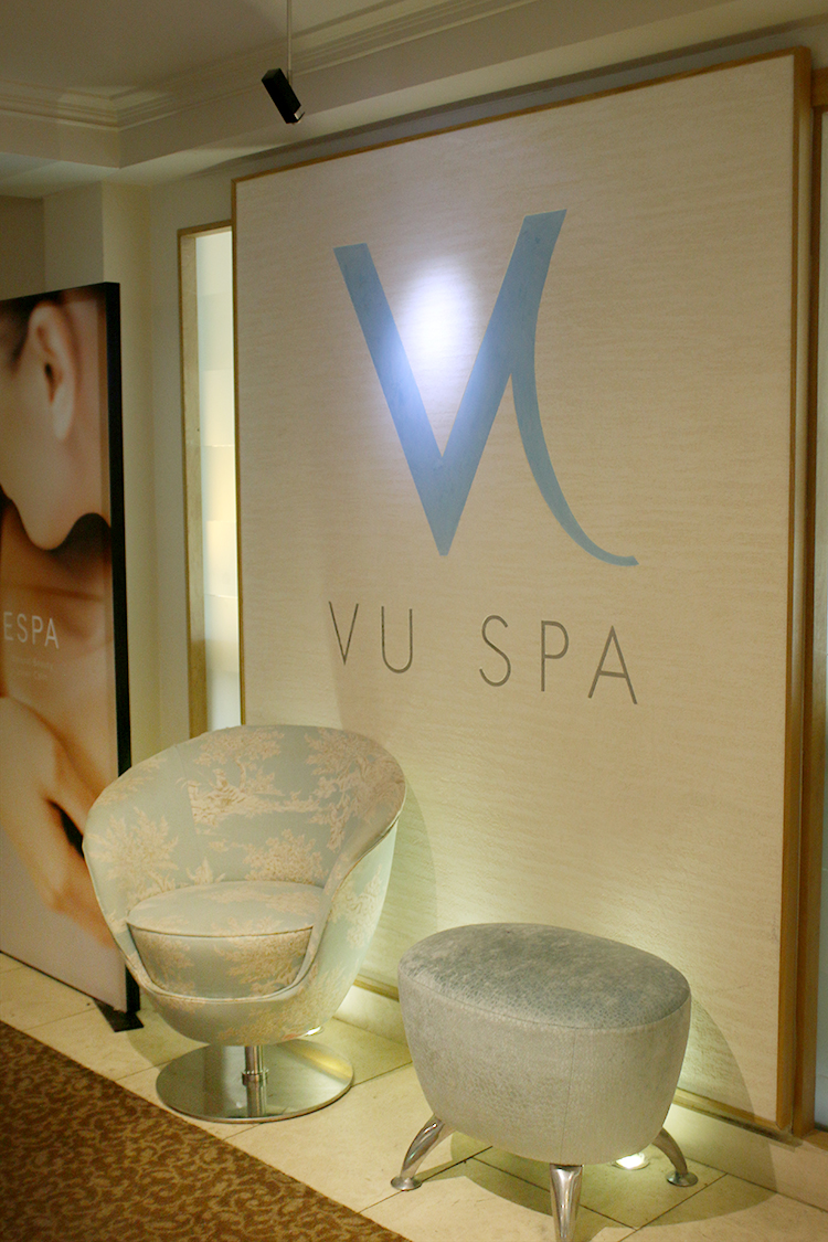 Vu Spa at the Swan Hotel Lake Windermere